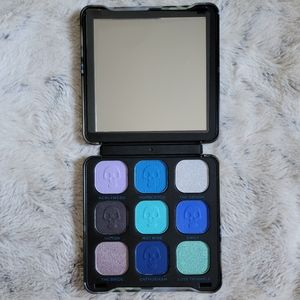 The Newly Weds Eyeshadow Palette Corpse Bride X Makeup Revolution